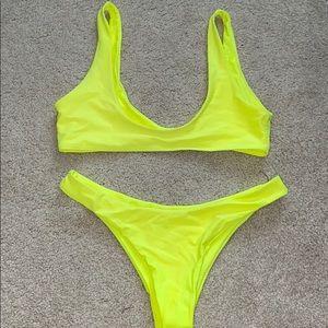 Other - Neon bikini